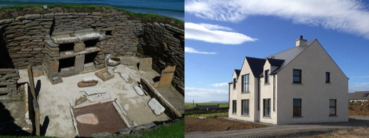 Luxury self catering accommodation in the orkney islands